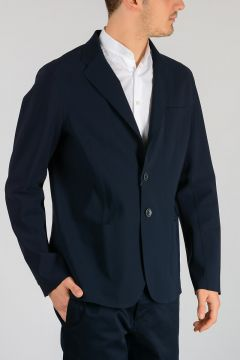 Stretch Nylon Blazer