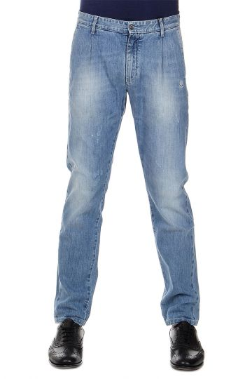 Jeans CHINOS CIMOSA in Denim Stretch 17 cm