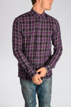 Wool and Cotton shirt