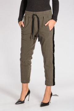 Pantaloni DUPLESSIS con Coulisse
