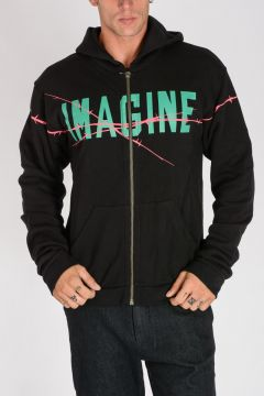 Felpa IMAGINE Full Zip