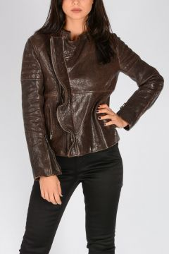 Leather KILLS Biker Jacket