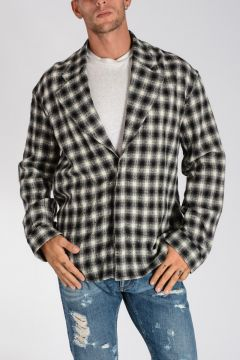 Wool Blend LEONIDE Shirt