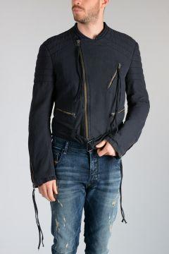 Stretch Cotton & Linen TETANIE Jacket