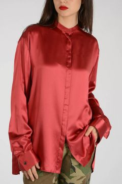 Silk Korean Shirt
