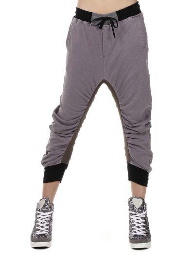 Pantaloni Jogging con Coulisse