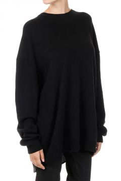 INVIDIA Wool Cashmere Over size Sweater