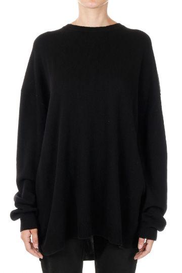 INVIDIA Wool Cashmere Over size Sweater