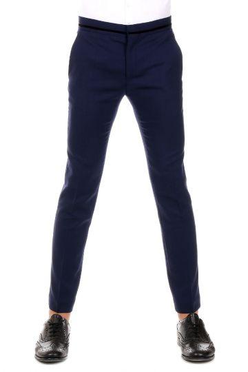 Pantalone HOWL NIGHT in Lana