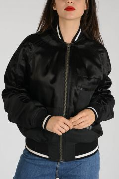 Mixed Cotton Bomber