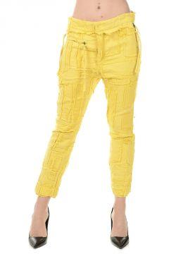 Pantalone in Lino e Cotone