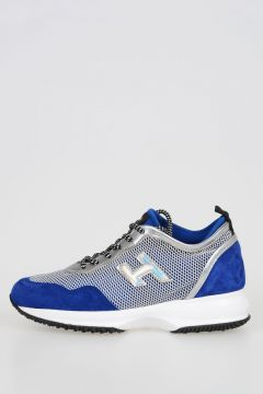 Suede & Fabric INTERACTIVE Sneakers