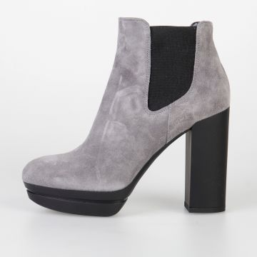 Stivali OPTY H299 in Camoscio 10 cm