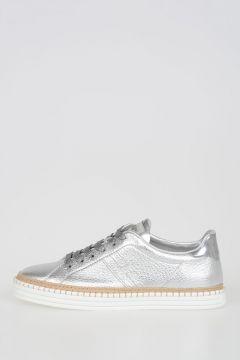 REBEL Leather Sneakers