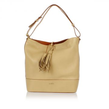 Secchiello Bag In Pelle