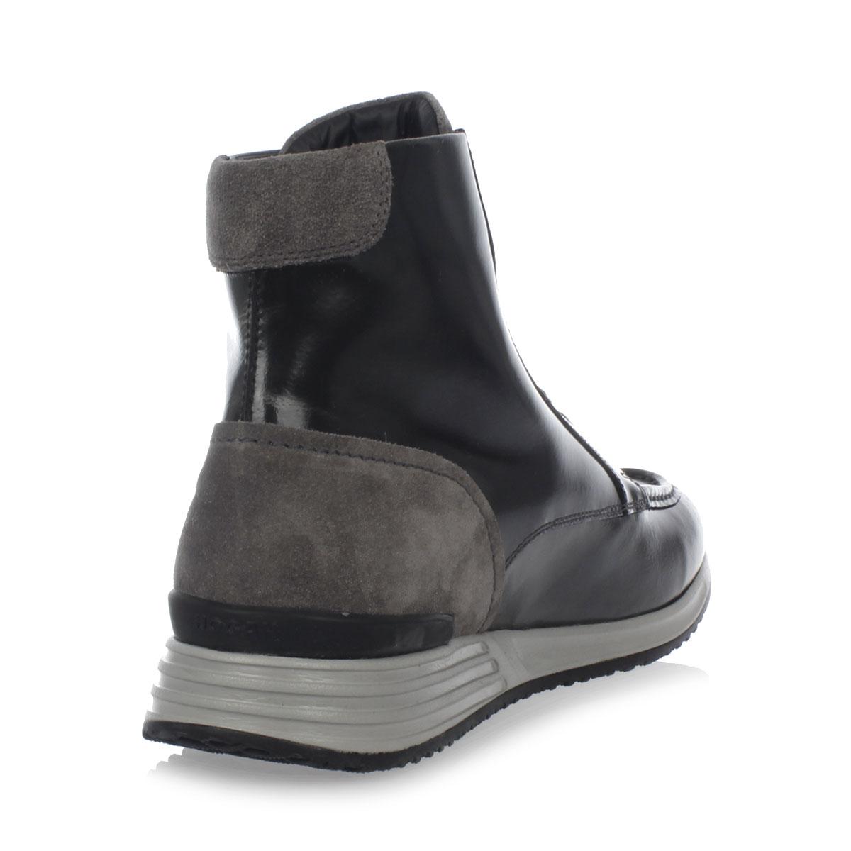 scarpe alte hogan uomo