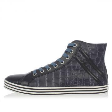 REBEL Sneakers alte Stampa Coccodrillo
