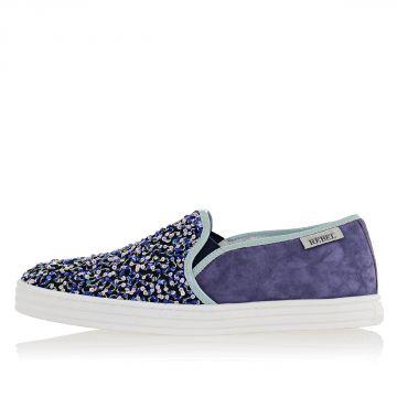 REBEL Sneakers Slip on