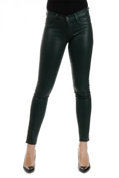Jeans NICO SUPER SKINNY MIDRISE in Cotone Stretch 12 cm