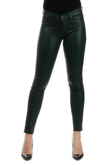 NICO SUPER SKINNY MIDRISE Cotton Stretch Jeans 12 cm