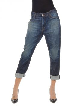 Slouchy Skinny Fit JUDE Jeans in Denim 17 cm