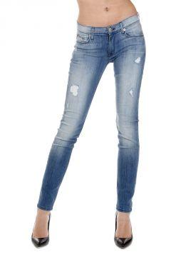 Jeans KRISTA Super Skinny in Denim Stretch 13 cm