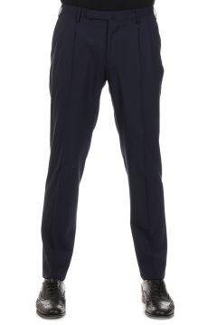 Pantalone Slim Fit in Lana