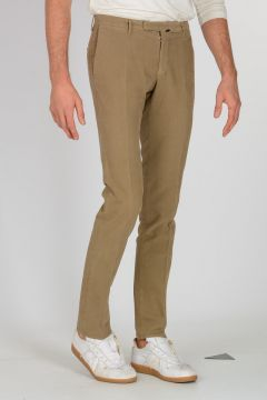 Pantalone SLIM In Cotone Stretch