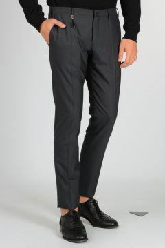 Pantaloni in Lana Super 130's