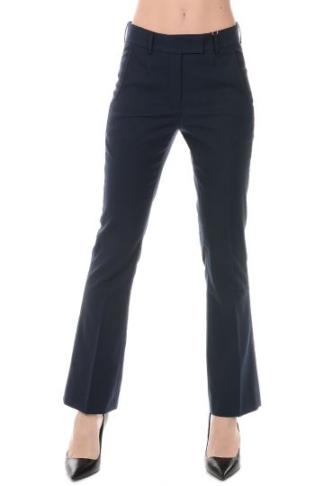 JOSIE ZAMPETTA Stretch Cotton Pants
