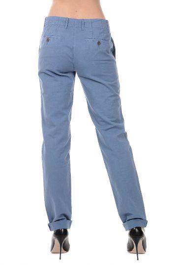 Pantalone GILDA in Lino e Cotone