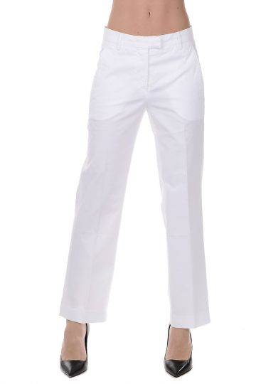 Stretch Cotton JEWEL Pants