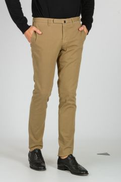 Pantoloni Chino SKIN FIT in Cotone Stretch