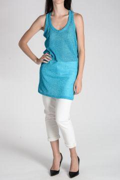 Glitter Fabric Top