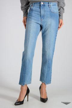 ETOILE Jeans CLANCY in Denim di Cotone 16 cm