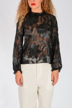 Sheer Silk Blend UDELL Top