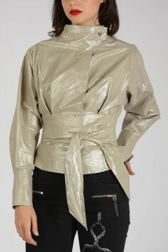 Linen and Cotton LEMONY Jacket