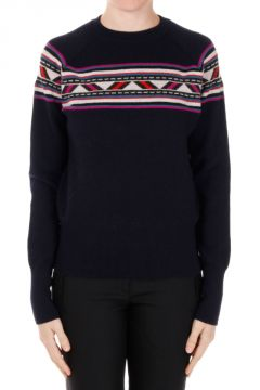 Wool Blend round neck Sweater