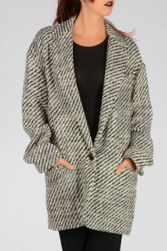 Virgin Wool ILARIA Coat