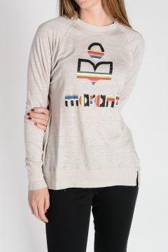 ETOILE T-Shirt KAOA in Lino