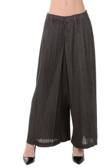 Pantaloni Oversize in Tessuto