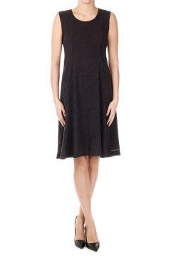 Sleeveless Mixed Cotton Dress