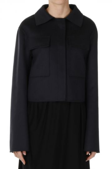 Virgin Wool and Cashmere Jacket