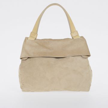 Suede Leather Small Bag