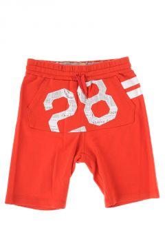 Pantalone Bermuda in Cotone