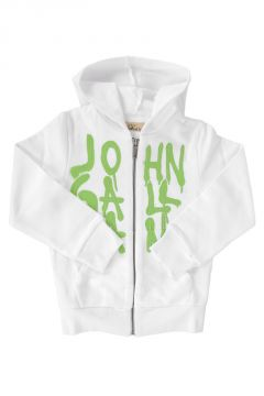 Hooded Full Zipped Sweatshirt