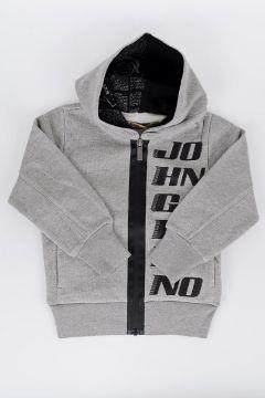 Full Zipped Sweatshirt