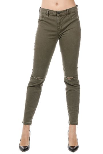 Jeans JUNGLE In Cotone Stretch
