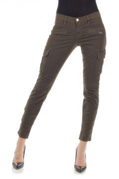 Pantaloni GRAYSON Skinny cargo