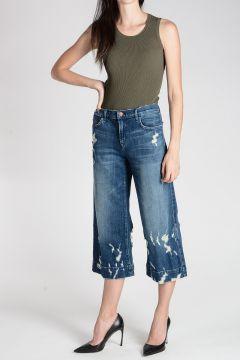 LIZA CULOTTE 3/4 Stretch Jeans